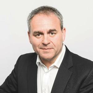 Xavier Bertrand, Président du Conseil Régional des Hauts-de-France